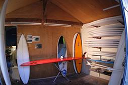 Atelier de shape, planches de surf sur mesure, Anglet