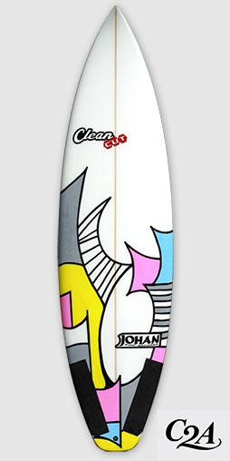 C2A shape par Johan Leconte