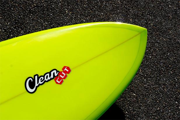 Nose torpedo vert clair
