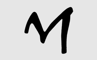 Logo modèle -M-