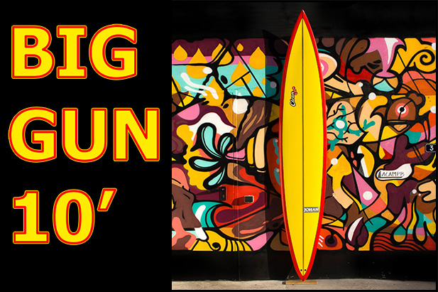 Big Gun surf graff Biarritz