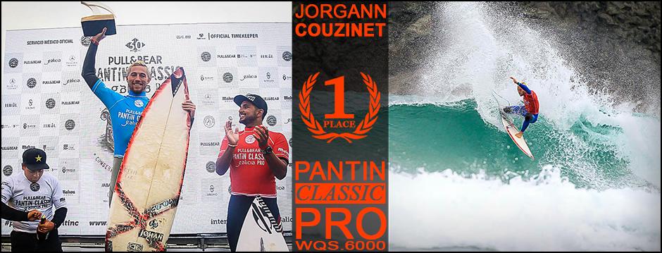 Jorgann couzinet 1er place pantin pro 6000
