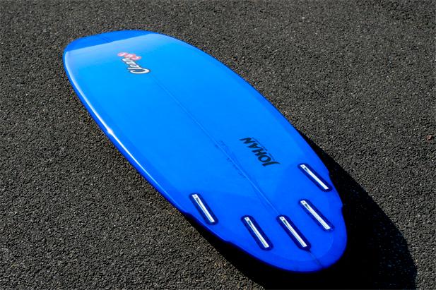 555 bleue foncée